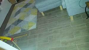 carrelage parquet teak point p notre maison rt2012 par With point p parquet