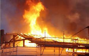 Cutty Sark destroyed by fire | Daily Mail Online