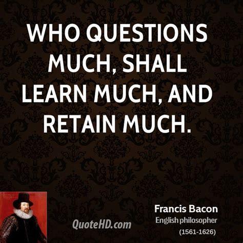 Francis Bacon Quotes Francis Bacon Quotes Quotehd