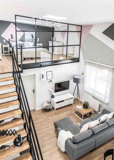 pin  kenya haynes  interiors home apartment interior loft house styles