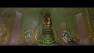 Twilight Princess Walkthrough Forest Temple Zelda Dungeon
