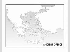 Ancient Greece Map Quiz - ImageMart