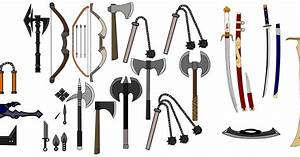 Let's GURPS: Fundamentals: A Comparison of Melee Weapons