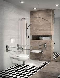 Dusche Fliesen Holzoptik : die besten 25 barrierefreie duschen ideen auf pinterest ~ Michelbontemps.com Haus und Dekorationen