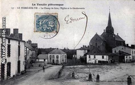 photos et cartes postales anciennes de le poir 233 sur vie