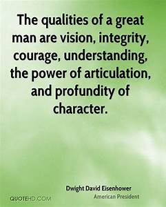 Dwight David Ei... Power Of Vision Quotes