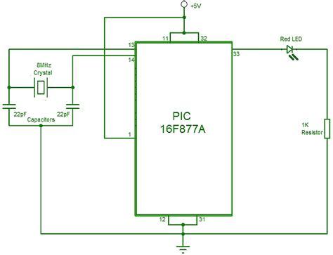 pic microcontroller intro tutorial
