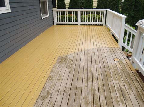sealants  protecting  deck  american painting