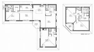 plan maison design moderne maison moderne With plan maison design gratuit