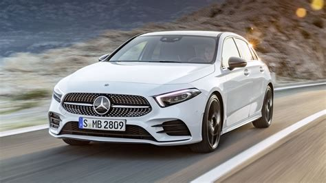 News  Mercedesbenz Reveals Allnew 2019 Aclass Hatch