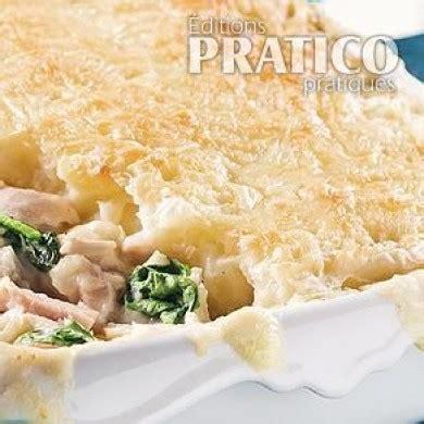 p 226 t 233 gratin 233 au thon 224 la florentine recettes cuisine et nutrition pratico pratique