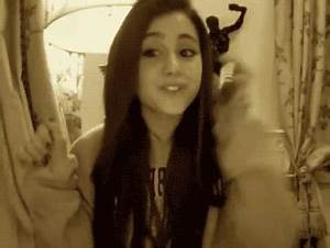 TeenCelebFan images Ariana Grande GIFs :) wallpaper and ...