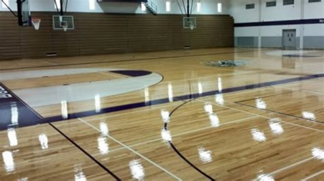 gym floor refinishing pacwest painting company