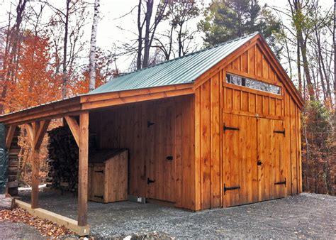 cabin house plans one bay garage kit garage building plans