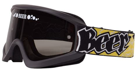 Beer Optics Goggles Mx Atv Motocross Dirt Bike Dry