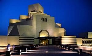 Museum, Of, Islamic, Art, By, I, M, Pei
