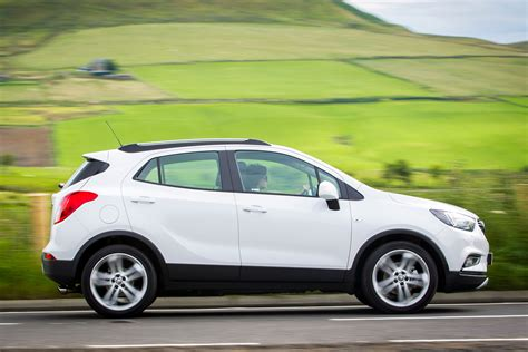 vauxhall mokka new vauxhall mokka x 2016 review pictures auto express