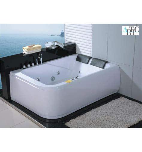 baignoire balneo ios angle droit 170 120 cm baignoire design mobilier salle de bain