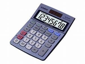 Casio MS 88TER Calculatrice De Bureau Calculatrices De