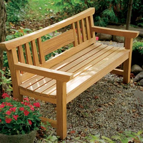 outdoor bench plans the standard classes of diy woodworking