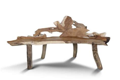 Teak Bench Sale by Live Edge Teak Root Bench 150cm For Sale Live