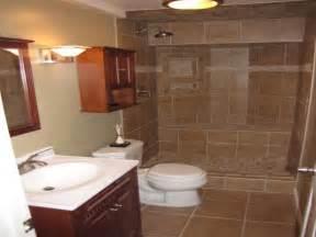 ideas for a bathroom diy basement bathroom ideas finish it without any d