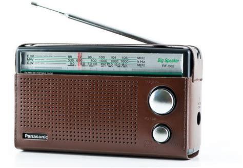 Panasonic 3 Band Portable Radio (model