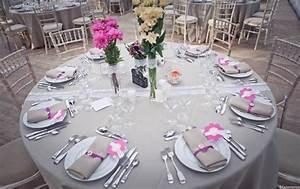 Deco Centre De Table Mariage : table decoration mariage le mariage ~ Teatrodelosmanantiales.com Idées de Décoration