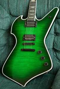 1000 images about Guitars of Green on Pinterest