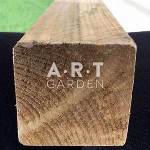 Bois Autoclave Classe 4 : poteau bois autoclave ~ Premium-room.com Idées de Décoration
