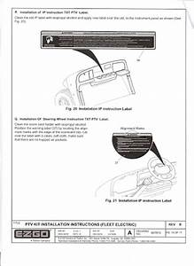 Ezgo Freedom Light Kit Installation Instructions