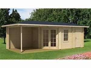 Gartenhaus Mit Terrasse : 5 eck gartenhaus aruba 3a mit berdachter terrasse ~ Whattoseeinmadrid.com Haus und Dekorationen