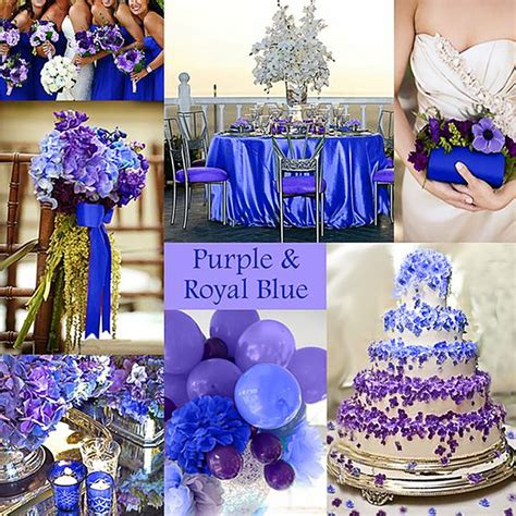 wedding themes blue and purple blue and purple colour scheme wedding ideas by colour chwv