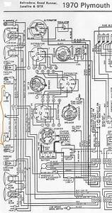 1971 B Body Wiring Diagram Schematic