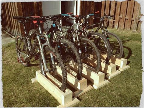diy bike rack diyideacentercom