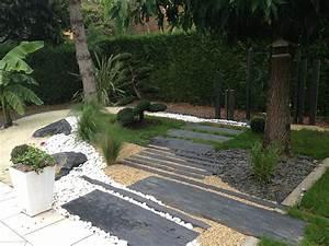Prix Ardoise Deco Jardin : d co jardin paysagiste ~ Premium-room.com Idées de Décoration