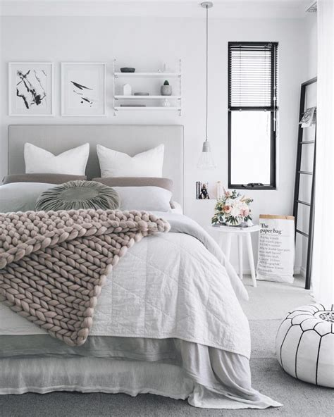 grey master bedroom 25 best ideas about white bedroom decor on pinterest 11753 | 2358331006bdad52f44b9fe5a2407632 master bedroom feminine bedroom inspo grey
