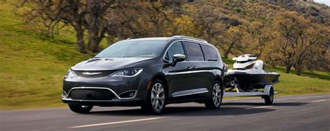chrysler pacifica towing capacity myrtle beach