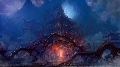 Soul Blade Background Wallpapers Castle Fantasy Backgrounds