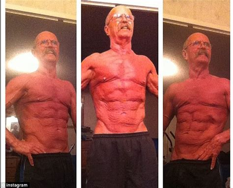 Super Fit Grandfather Was Overweight And Couldn T