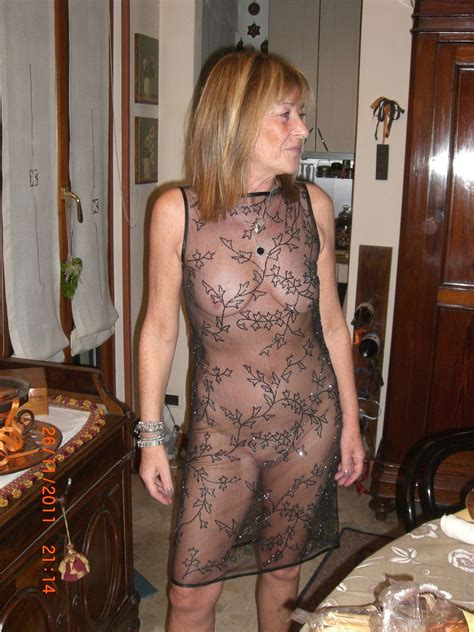 Copie De Milf035  In Gallery Christina Amateur Mature Milf Exhib Spanish Picture 27