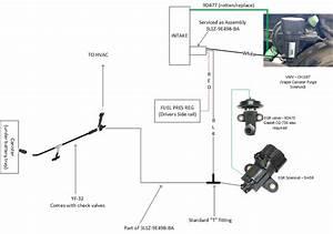 2004 Ford Expedition Vacuum Hose Diagram
