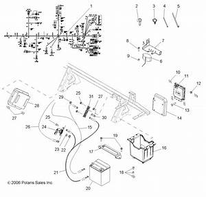 2004 Polaris Ranger 500 Wiring Diagram  2004  Free