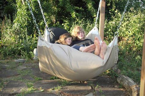 ll bean hammock le beanock bean bag hammock chair hiconsumption
