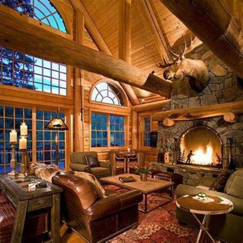 log home living rooms log cabin living rooms