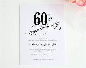 happy wedding anniversary quotes cards decorations invitations With 60th wedding anniversary invitations online