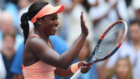 us open 2017 sloane stephens takes big leap into semis news updates at daily