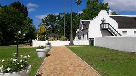 Manor House  Picture Of Allee Bleue, Franschhoek