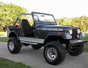 1984 Jeep Cj-7 - Information And Photos