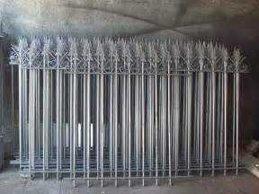 cloture en fer forge grilles cloture en fer forge g 0003 saindrenant eur 135